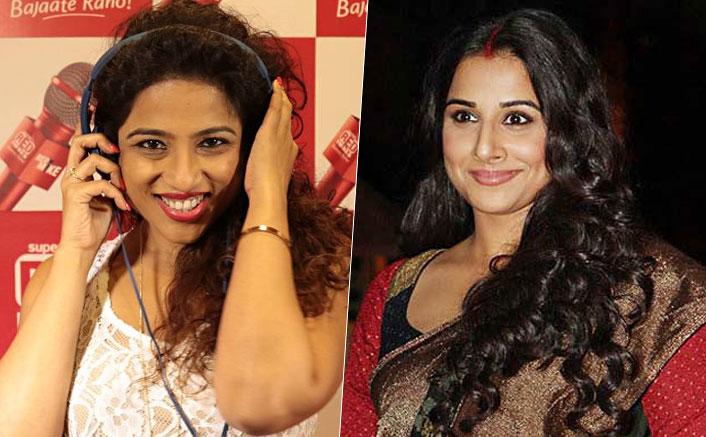 RJ Malishka makes Bollywood debut in Vidya Balan-starrer