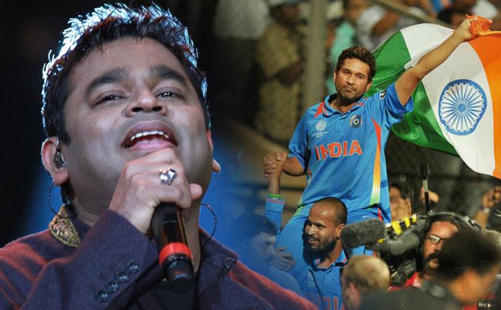 Sachin and AR Rahman to unveil the Sachin Anthem