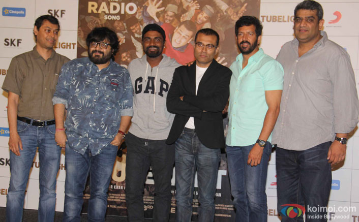 Salman skips first song launch of 'Tubelight'