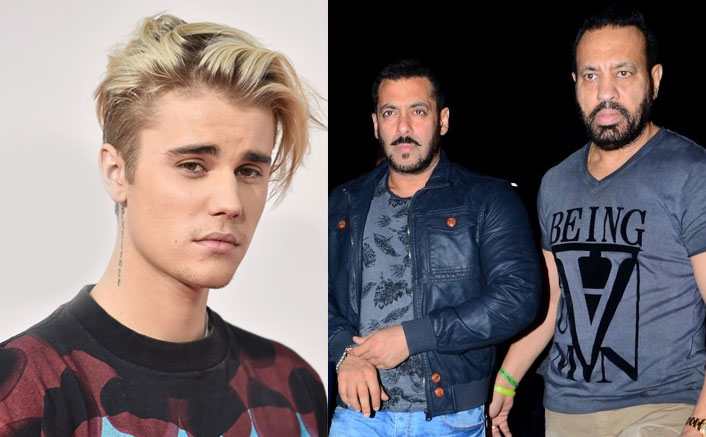Salman's bodyguard appointed for Bieber's security