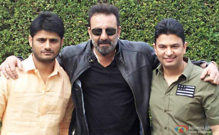 Sanjay Dutt signs romantic thriller 'Malang'