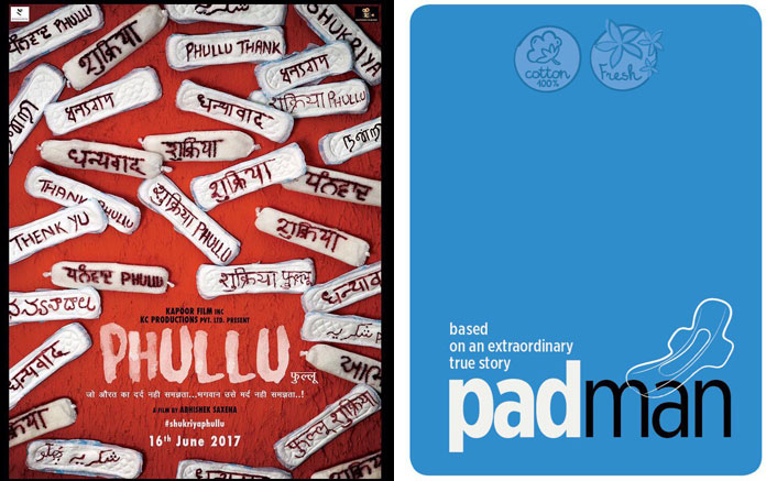 Sharib Hashmi's Phullu Similar To Akshay Kumar's Padman? Check Out The Poster!
