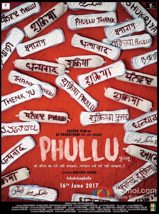 The poster of Sharib Hashmi starrer Phullu is out
