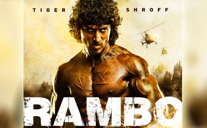 Tiger Shroff Starrer Rambo Brand New Poster