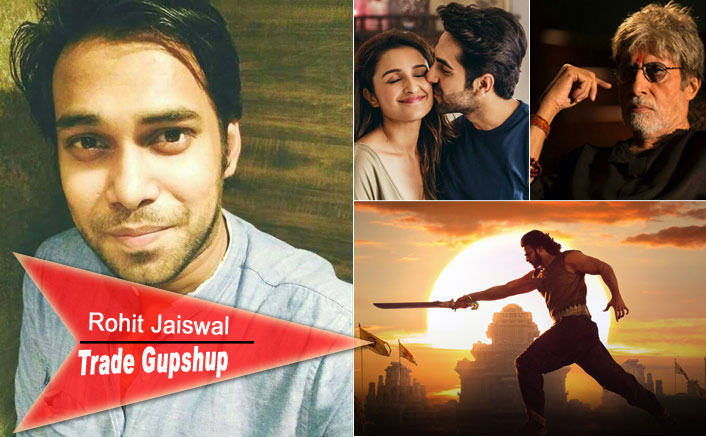 Trade Gupshup: With Baahubali 2 standing as a tough contender, how much will Meri Pyaari Bindu and Sarkar 3 open with? Rohit Jaiswal predicts