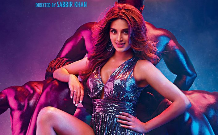 The 2nd Poster Of Munna Michael Introducing The Nidhhi Agerwal As Dolly