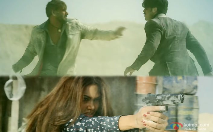 Action Packed Sequence