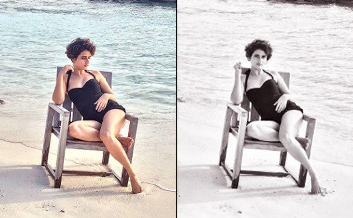 Dangal actor Fatima Sana Shaikh trolled for wearing a swimsuit during Ramadan