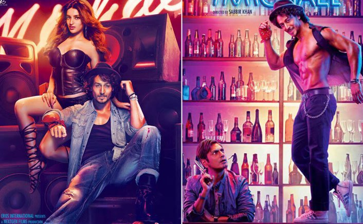 Tiger, Nidhhi & Nawazuddin Swag Up The New Munna Micheal Posters