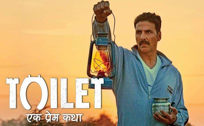 New Poster of Toilet Ek Prem katha