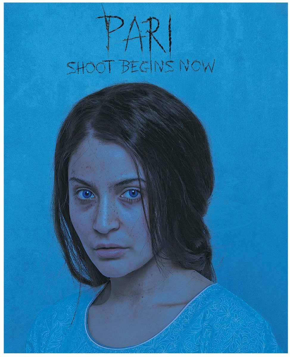 Anushka Sharma's Look In Pari