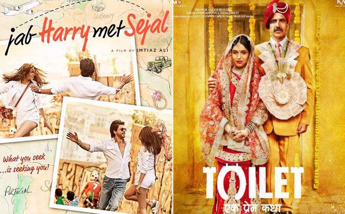 Toilet Ek Prem Katha and Jab Harry Met Sejal