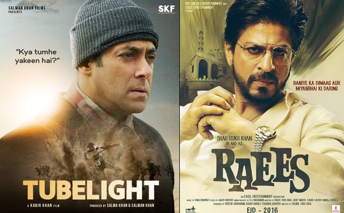 VOTE! Will Tubelight Cross Raees Collections At India Box Office?