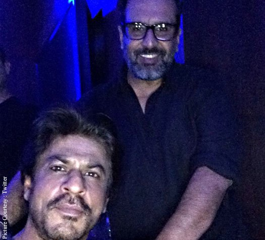 Aanand L. Rai brings so much happiness on sets: SRK