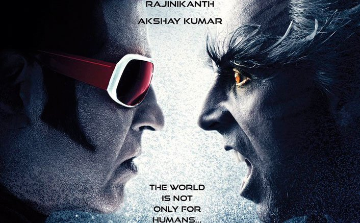 Akshay Kumar & Rajinikanth's 2.0 Hindi's theatrical Rights Sold For A Massive Price