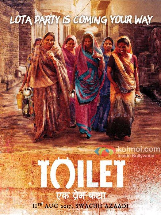 ALERT! Brand New Poster Of Akshay Kumar's Toilet: Ek Prem Katha