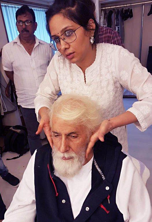 Amitabh Bachchan and Rishi Kapoor's focus is like meditation, says Preetisheel Singh