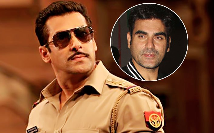 Arbaaz not directing 'Dabangg 3', says Salman Khan