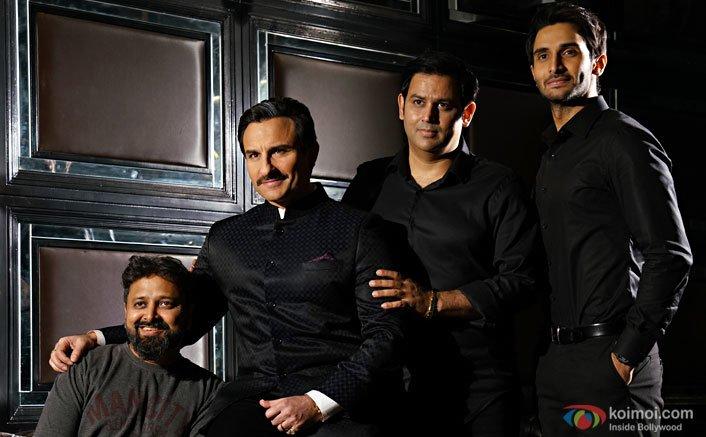 Saif Ali Khan & Chitrangda Singh To Share The Silver Screen In Bazaar