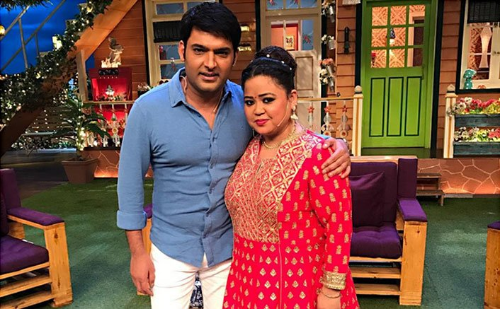 """Bharti Singh : Who Says I'm Not Shooting For """"The Kapil Sharma Show""""?!?!"""
