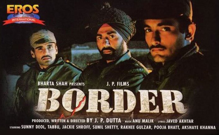 'Border' was all about destiny, says J.P. Dutta