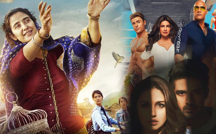 Box Office : Dear Maya , Dobaara: See Your Evil, Baywatch