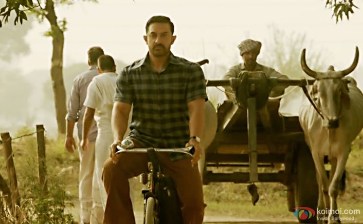 Dangal Is Rock Steady At The Chinese Box Office