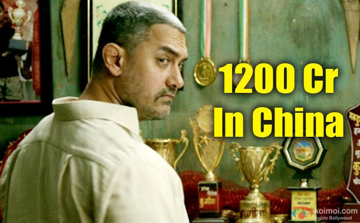 Big Moment For Bollywood! Dangal Touches Rs 1200-Crore-Mark In China!