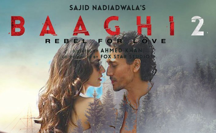 Disha Patani paired opposite Tiger Shroff in Baaghi 2!