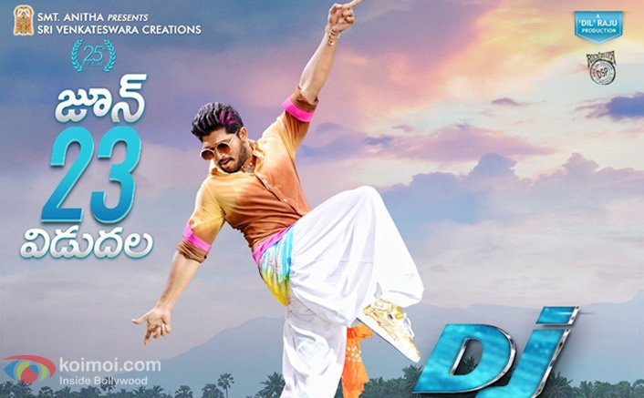 Allu Arjun's Duvvada Jagannadham Grosses 33 Crore On 1st Day At The Worldwide Box Office