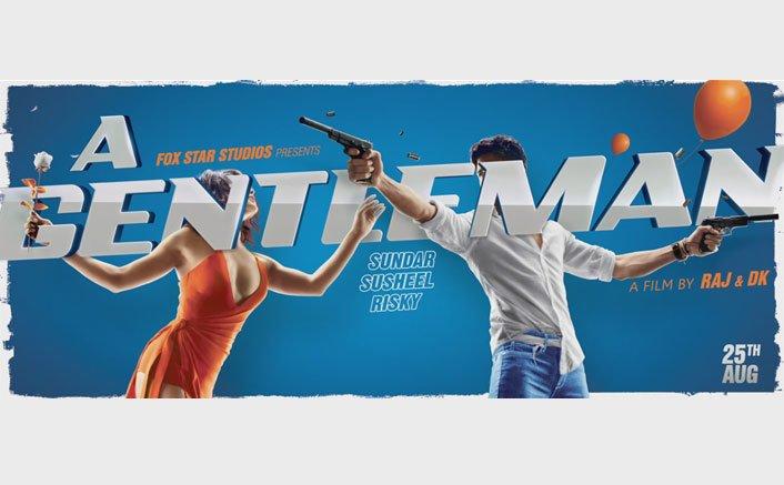 A Gentleman Teaser | Sidharth Malhotra, Jacqueline Fernandez's Action-Romance Film Looks Interesting!