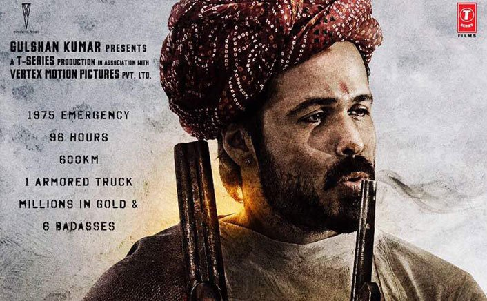 Here's The Desi Badass Emraan Hashmi From Baadshaho