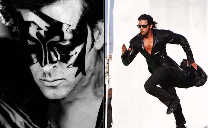 Hrithik marks 11 years of this most successful Indian superhero, Krrish!