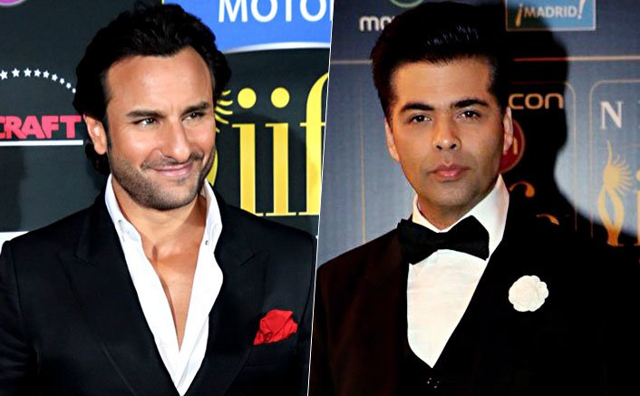 IIFA 2017 Update: Saif Ali Khan To Co-Host With Karan Johar