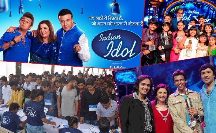 """When Indian Idol became a """"Manch"""" for strugglers in film industry!"""