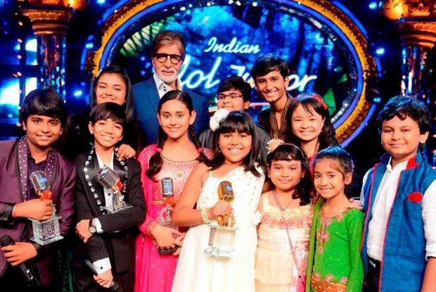 Indian Idol Jr.