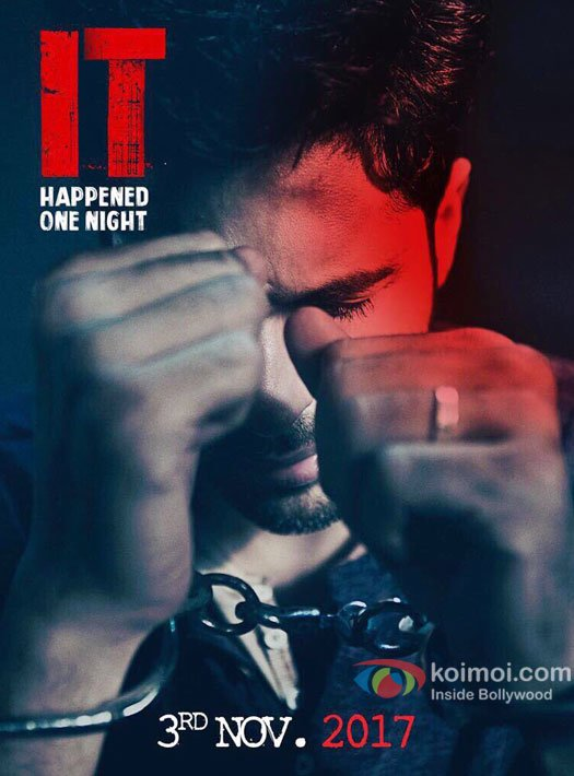 OUT NOW! First look Of Sidharth Malhotra and Sonakshi Sinha starrer 'It Happened One Night'