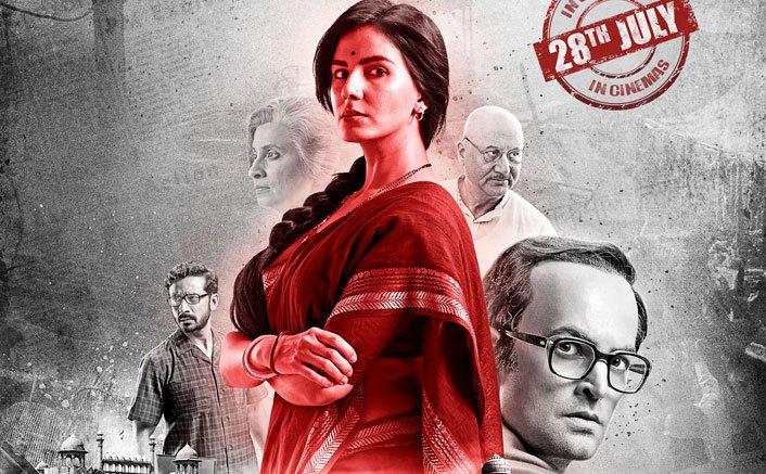 Kirti Kulhari Dominates The New Poster Of Indu Sarkar