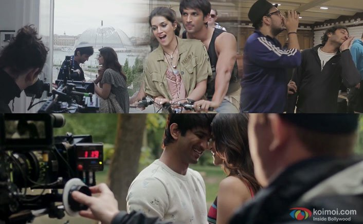 Catch All The Behind-The-Scenes Fun In This Making Of Video From Raabta