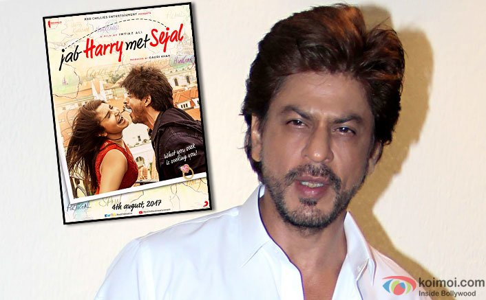 Nothing disrespectful in 'Jab Harry Met Sejal', says SRK
