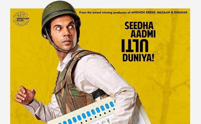 Poster - Rajkumar Rao Starrer Newton