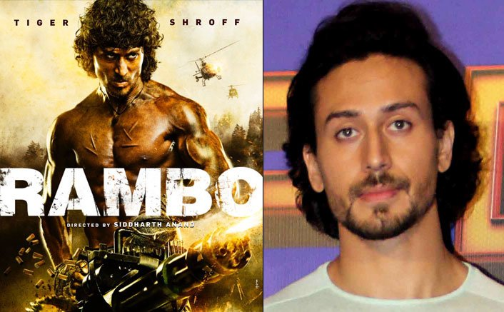 Preparing for 'Rambo' will be exhausting, says Tiger Shroff