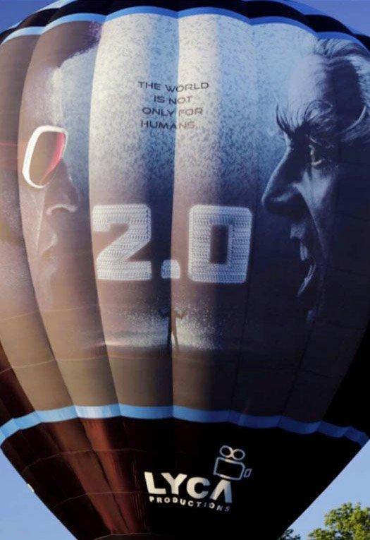Rajinikanth-Akshay Kumar Starrer 2.0's Unique Promotional Strategy