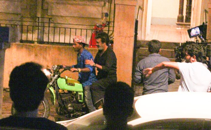 Rajinikanth Spotted At Andheri Shooting For Upcoming Movie Kala