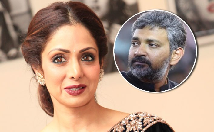 Sridevi SAD About Rajamouli Calling Her Pricey & Not Being A Part Of Baahubali Series!