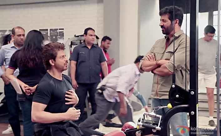 SRK's Tubelight Moment