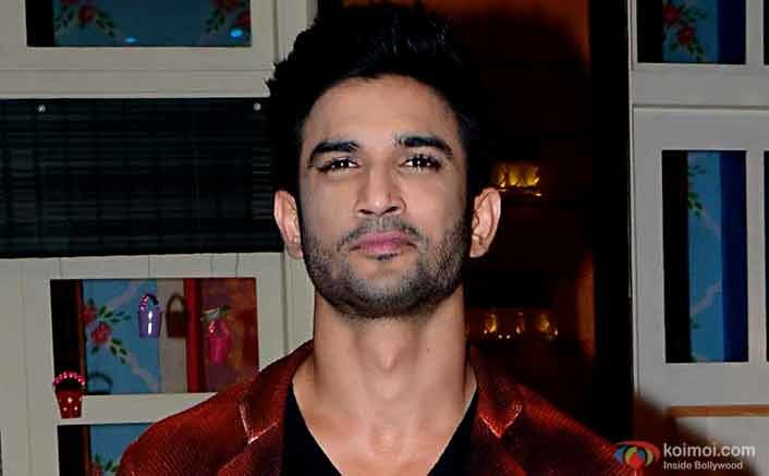 Sushant Singh Rajput: Failure Of A Film Doesn't Scare Me