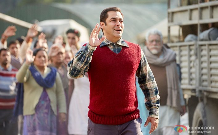Salman Khan's Tubelight Performs Decently Well At The Overseas Box Office