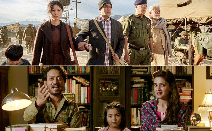 Tubelight & Hindi Medium Box Office