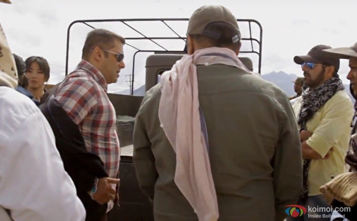 Tubelight In Ladakh | Salman Khan